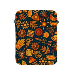 Pattern Background Ethnic Tribal Apple Ipad 2/3/4 Protective Soft Cases