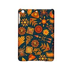 Pattern Background Ethnic Tribal Ipad Mini 2 Hardshell Cases