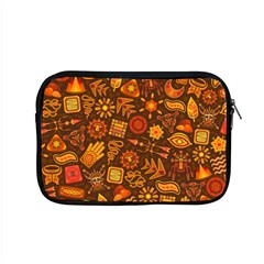 Pattern Background Ethnic Tribal Apple Macbook Pro 15  Zipper Case