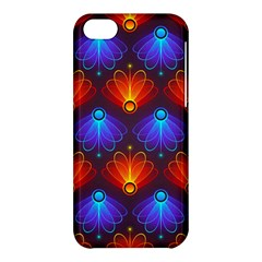 Background Colorful Abstract Apple Iphone 5c Hardshell Case