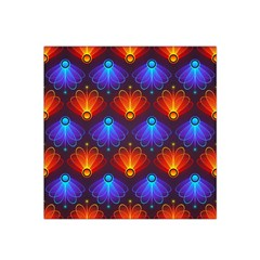 Background Colorful Abstract Satin Bandana Scarf