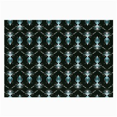 Seamless Pattern Background Large Glasses Cloth (2 Side)