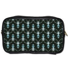 Seamless Pattern Background Toiletries Bags 2 Side