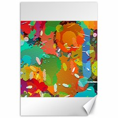 Background Colorful Abstract Canvas 20  X 30