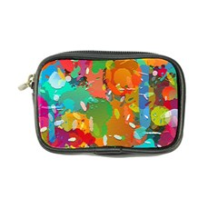 Background Colorful Abstract Coin Purse