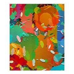 Background Colorful Abstract Shower Curtain 60  X 72  (medium)