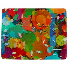 Background Colorful Abstract Jigsaw Puzzle Photo Stand (rectangular)