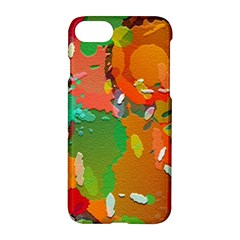 Background Colorful Abstract Apple Iphone 8 Hardshell Case