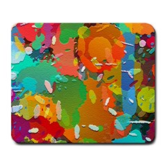Background Colorful Abstract Large Mousepads