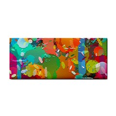 Background Colorful Abstract Cosmetic Storage Cases