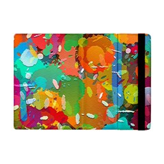 Background Colorful Abstract Apple Ipad Mini Flip Case