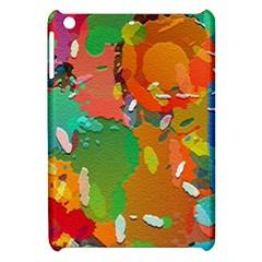 Background Colorful Abstract Apple Ipad Mini Hardshell Case