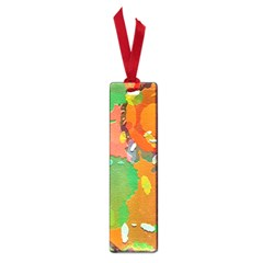 Background Colorful Abstract Small Book Marks
