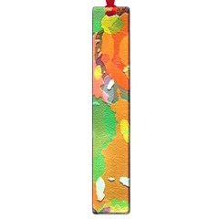 Background Colorful Abstract Large Book Marks