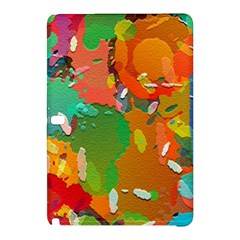 Background Colorful Abstract Samsung Galaxy Tab Pro 10 1 Hardshell Case