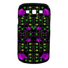 Pure Roses In The Rose Garden Of Love Samsung Galaxy S Iii Classic Hardshell Case (pc+silicone)