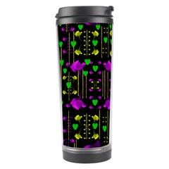 Pure Roses In The Rose Garden Of Love Travel Tumbler