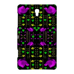 Pure Roses In The Rose Garden Of Love Samsung Galaxy Tab S (8 4 ) Hardshell Case