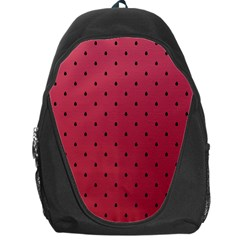 Watermelon Minimal Pattern Backpack Bag