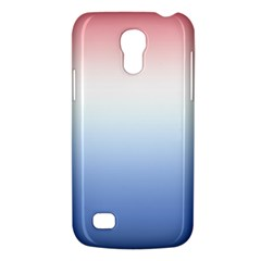 Red And Blue Galaxy S4 Mini