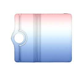 Red And Blue Kindle Fire Hdx 8 9  Flip 360 Case