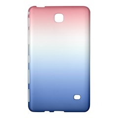 Red And Blue Samsung Galaxy Tab 4 (8 ) Hardshell Case