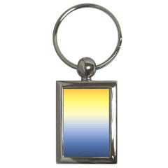 Sun Goes Down Key Chains (rectangle)