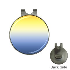 Sun Goes Down Hat Clips With Golf Markers