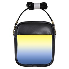 Sun Goes Down Girls Sling Bags