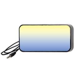 Sun Goes Down Portable Speaker