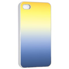 Sun Goes Down Apple Iphone 4/4s Seamless Case (white)