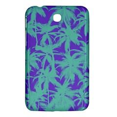 Electric Palm Tree Samsung Galaxy Tab 3 (7 ) P3200 Hardshell Case