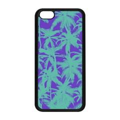 Electric Palm Tree Apple Iphone 5c Seamless Case (black)