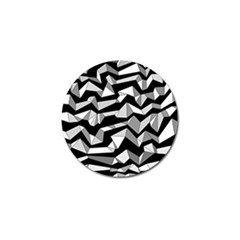 Polynoise Lowpoly Golf Ball Marker (4 Pack)
