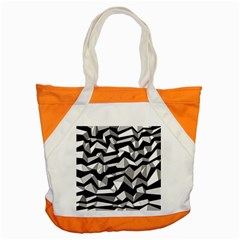 Polynoise Lowpoly Accent Tote Bag