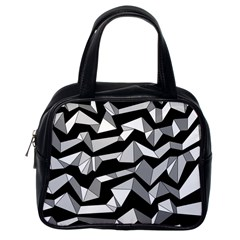 Polynoise Lowpoly Classic Handbags (one Side)