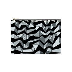 Polynoise Lowpoly Cosmetic Bag (medium)