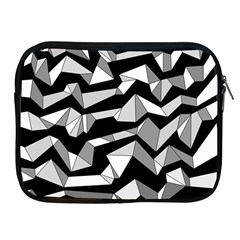 Polynoise Lowpoly Apple Ipad 2/3/4 Zipper Cases