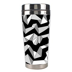 Polynoise Lowpoly Stainless Steel Travel Tumblers