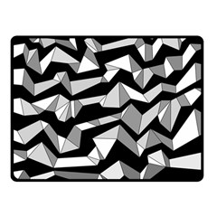 Polynoise Lowpoly Double Sided Fleece Blanket (small)
