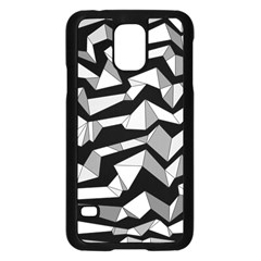 Polynoise Lowpoly Samsung Galaxy S5 Case (black)