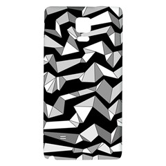 Polynoise Lowpoly Galaxy Note 4 Back Case