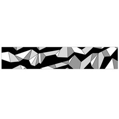 Polynoise Lowpoly Large Flano Scarf