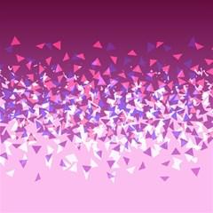 Pink Disintegrate Magic Photo Cubes