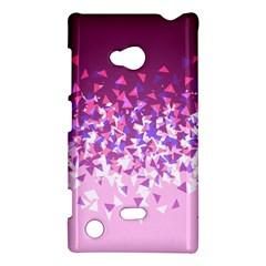 Pink Disintegrate Nokia Lumia 720