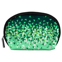 Green Disintegrate Accessory Pouches (large)
