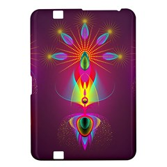 Abstract Bright Colorful Background Kindle Fire Hd 8 9