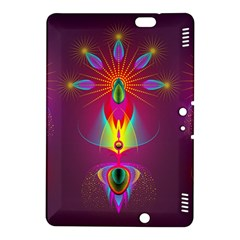 Abstract Bright Colorful Background Kindle Fire Hdx 8 9  Hardshell Case
