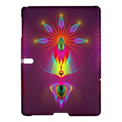 Abstract Bright Colorful Background Samsung Galaxy Tab S (10 5 ) Hardshell Case