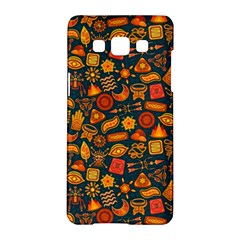 Pattern Background Ethnic Tribal Samsung Galaxy A5 Hardshell Case